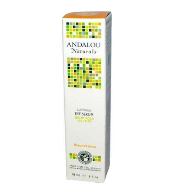 [Andalou Naturals] Treatments Luminous Eye Serum