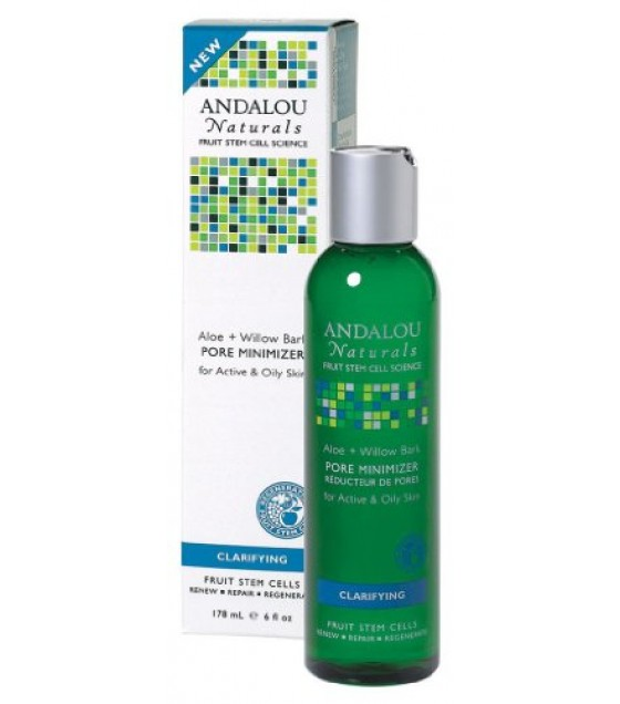 [Andalou Naturals] Facial Care Aloe/Willow Bark Pore Minimizer