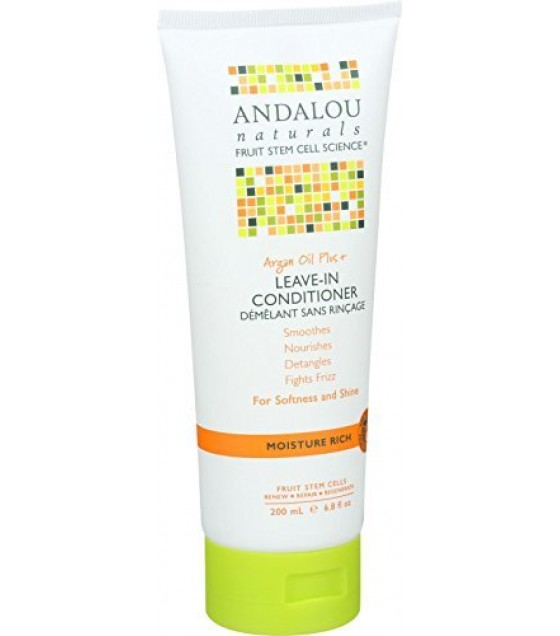 [Andalou Naturals]  Argan Oil Plus Leave In Cond