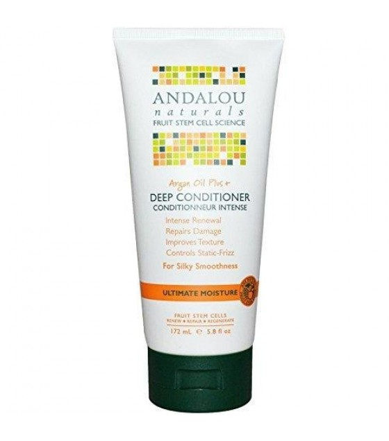 [Andalou Naturals]  Argan Oil Plus Deep Conditioner