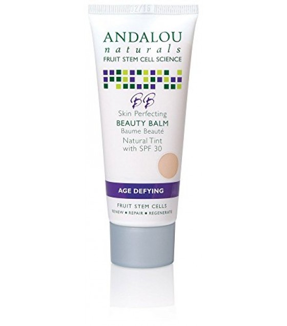 [Andalou Naturals] Age Defying Beauty Balm, Tint SPF 30