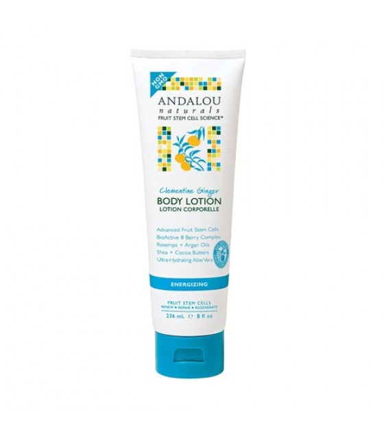 [Andalou Naturals] Lotions Clementine Energizing Bdy Ltn