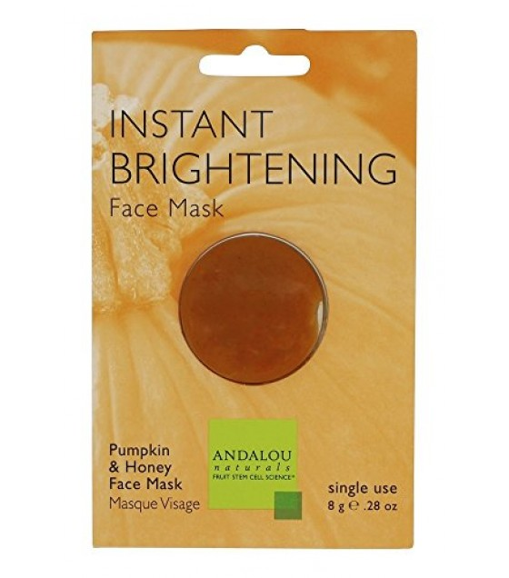 [andalou Naturals] Mask,instant Brightening