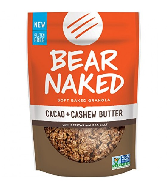 [Bear Naked] Granola Cacao Cashew Butter