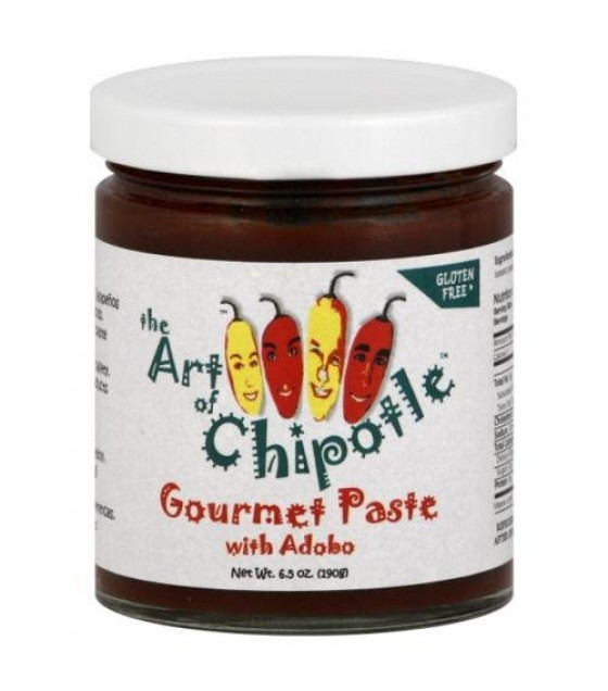 [Art Of Chipotle] Chipotle Pastes Gourmet With Adobo