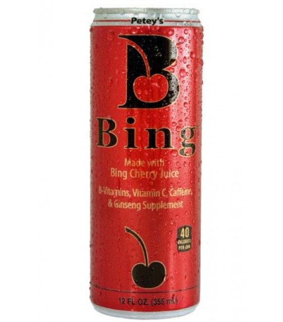 [Petey`S Bing Energy]  Bing Cherry