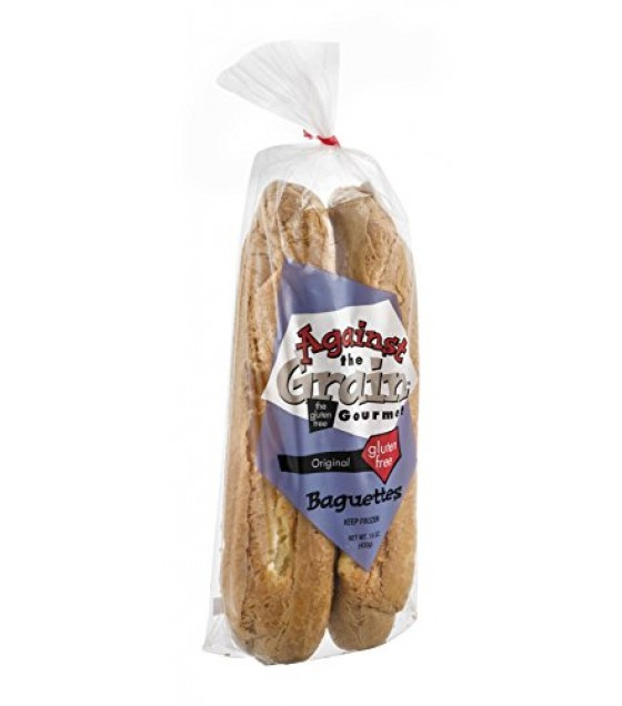 [Against The Grain Gourmet] Bread Original Baguettes, GF