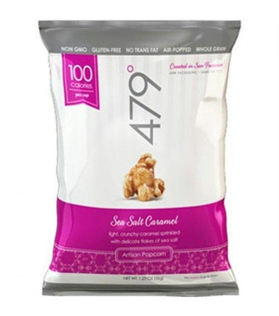 [479] Popcorn Small Pouch Sea Salt Caramel