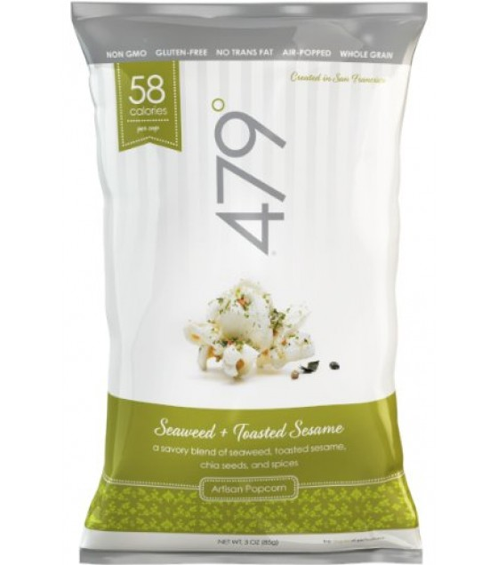 [479] Popcorn Large Pouch Toasted Sesame & Seaweed