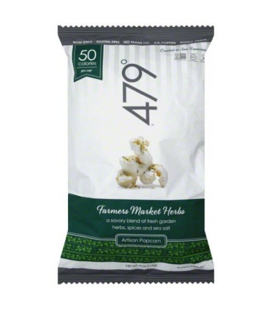 [479] Popcorn Large Pouch Farmers Market Herbs
