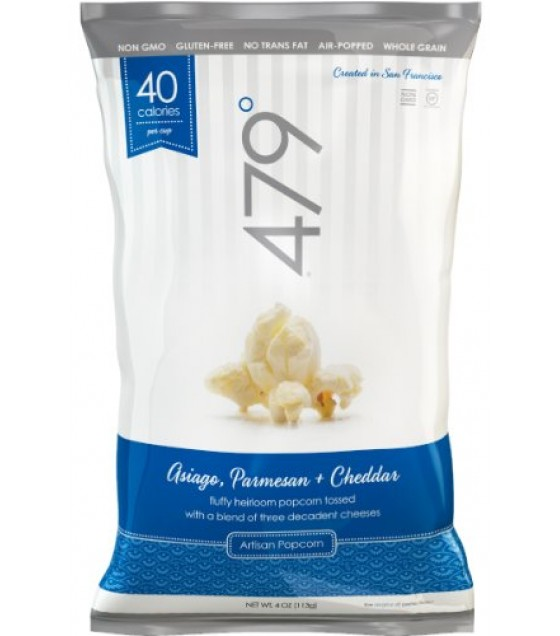 [479] Popcorn Large Pouch Asiago Parmesan Cheddar