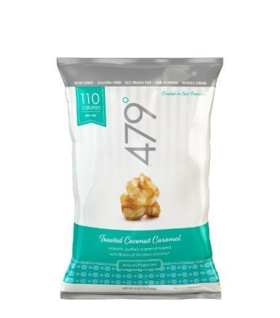 [479] Popcorn Large Pouch Toasted Coconut Caramel
