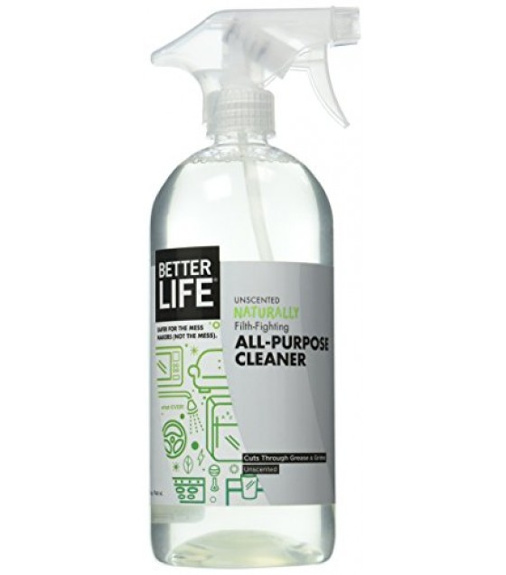 [better Life] All Purpose Cleaner; Unscented