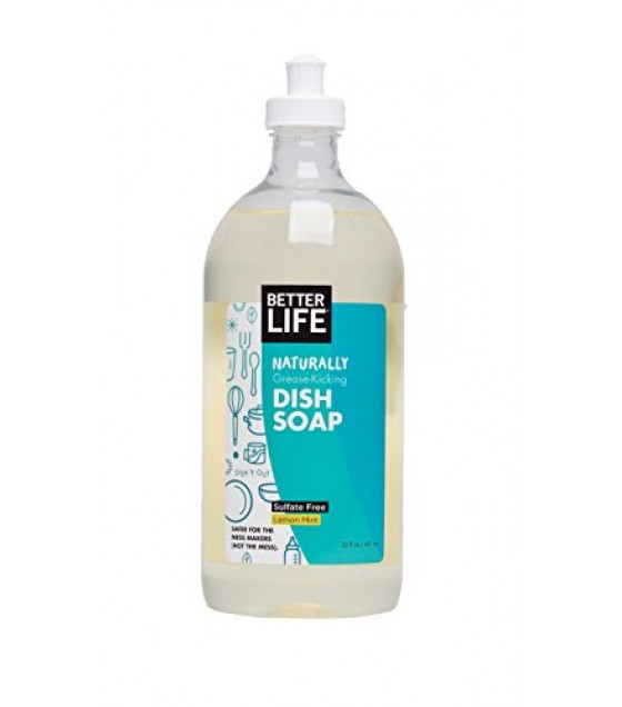 [Better Life] Dish Soap Dish it Out, Clary Sage & Citrus
