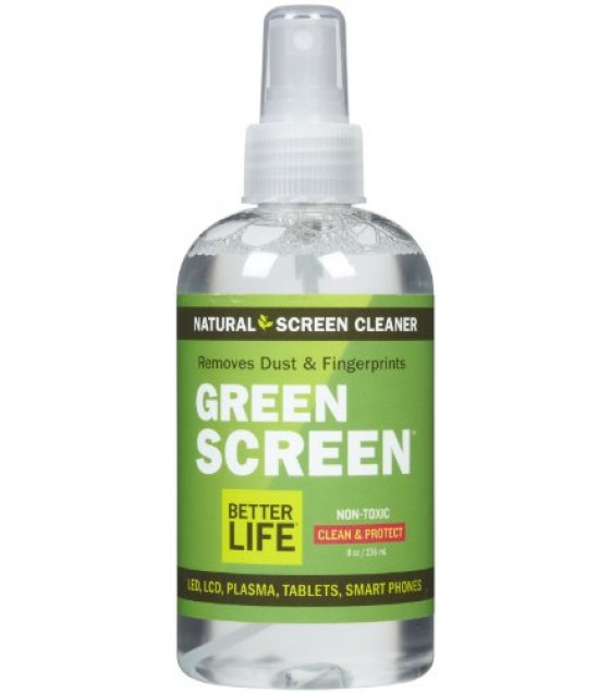 [Better Life] Electronics Screen Cleaner Green Screen