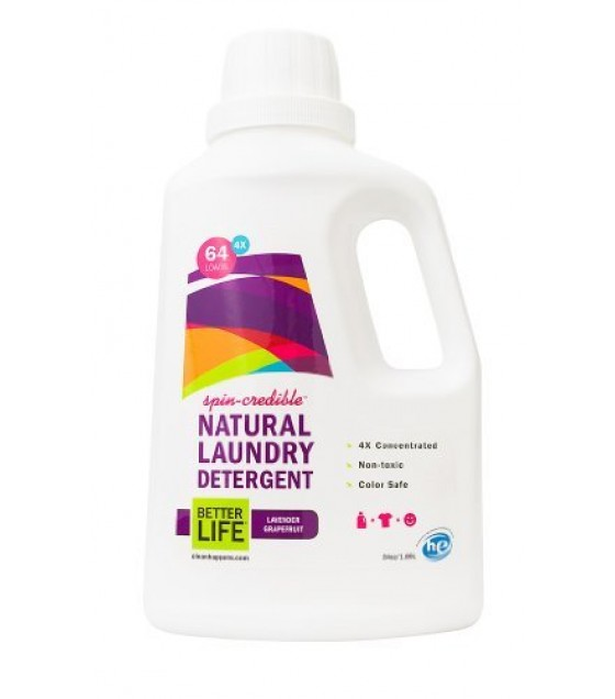 [Better Life] Laundry Detergent Unscented