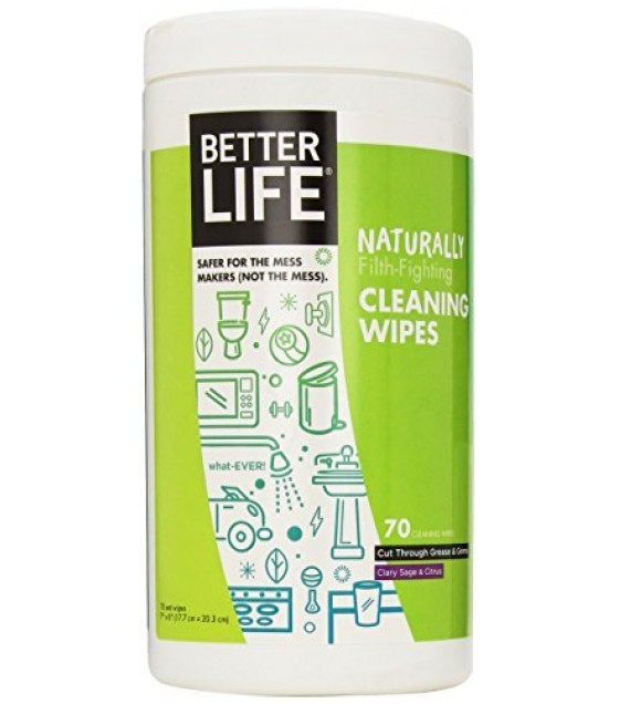 [better Life] All Purpose Cleaner Wipes