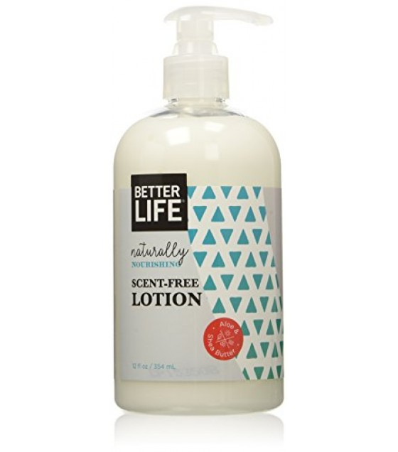 [better Life] Lotion,scent Free