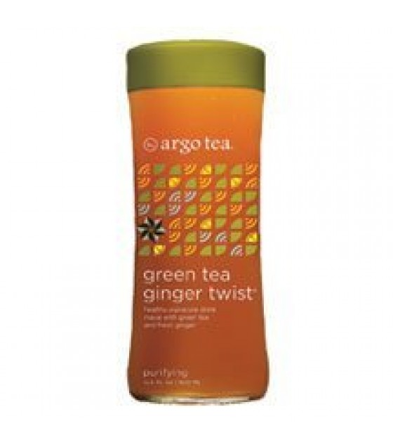[Argo Tea] Bottled Signature Drinks Green Tea Ginger Twist