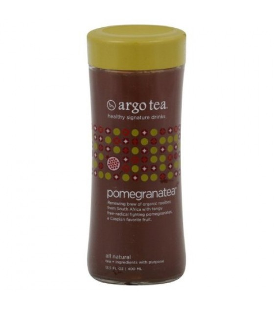 [Argo Tea] Bottled Signature Drinks PomegranaTea