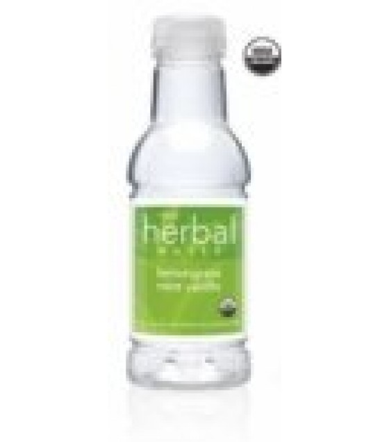 [Ayala`S Herbal Water] Sparkling Herb-Infused Water Lemongrass Mint Vanilla