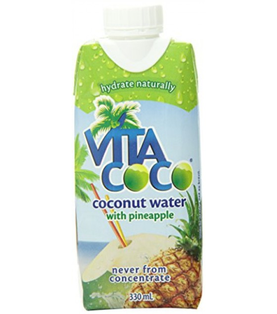 [Vita Coco] Coconut Water With Pineapple